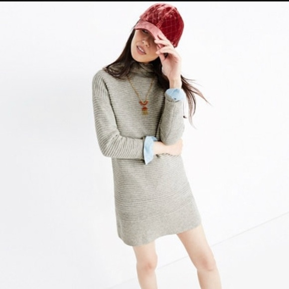 e9125dd6f4e Madewell Dresses   Skirts - Madewell Skyscraper Sweater Dress
